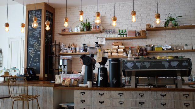 Bargeldlose Kassensysteme Café